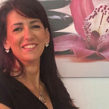 Stefania Amata titolare del centro estetico I LOVE BEAUTY